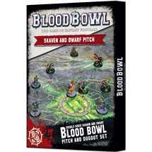 200-06 Blood Bowl - Skaven and Dwarf Pitch