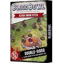 200-19 Blood Bowl - Elven Union Pitch