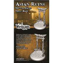 WYRWS012 Asian Ruins III 50mm Base