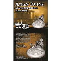 WYRWS013 Asian Ruins II 50mm Base