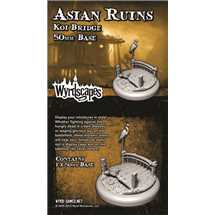 WYRWS014 Asian Ruins I 50mm Base