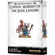 87-31 Lotann, Warden of the Soul Ledgers