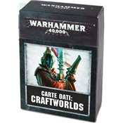 46-02-02 Carte Dati: Craftworlds