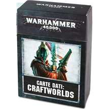 46-02-02 Carte Dati: Craftworlds