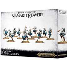 87-30 Idoneth Deepkin Namarti Reavers