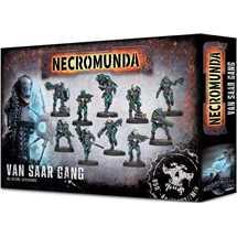 300-29 Necromunda Van Saar Gang