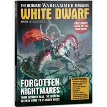 White Dwarf - Maggio 2018