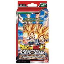 DragonBall Super Starter Deck 02 Extreme Evolution (DBS-SD02)