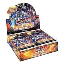 Box YGO Battaglie della Leggenda Vendetta Implacabile