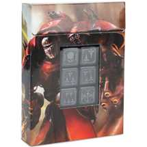 86-69 Imperial Knight Dice