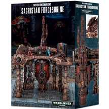 64-74 Sector Mechanicus Sacristan Forgeshrine