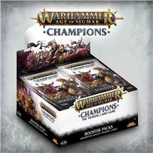 Box Warhammer Age of Sigmar: Champions (24 buste)