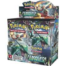 Box Pokemon Sole e Luna Tempesta Astrale (36 buste)