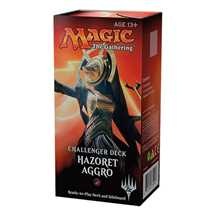 Magic the Gathering Challenger Deck Hazoret Aggro