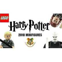 LEGO Minifigures #19 Harry Potter (Display da 60 Buste)