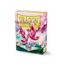 11212 Dragon Shield Standard Sleeves - Matte Pink (60 Sleeves)