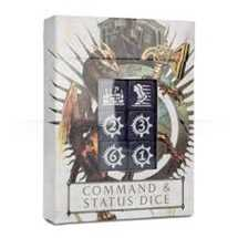 86-80 Age of Sigmar: Command & Stutus Dice