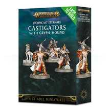 71-08 Easy to Build: Stormcast Eternals Castigators with Gryph-Hound