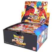 Dragon Ball Super Themed booster 01 Tournament of Power Booster Box (24 buste)