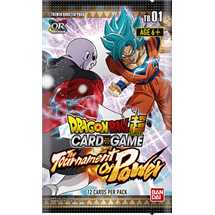Busta Dragon Ball Super Themed booster 01 Tournament of Power