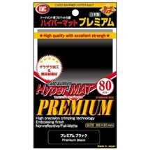KMC1720 Deck Protector Hyper Mat Premium Black (80)