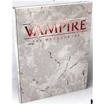 Vampire: The Masquerade 5th Edition Deluxe Edition Core Rulebook