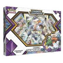 Pokemon Collezione Thundurus GX