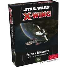 Star Wars X-Wing Seconda Edizione - Kit di Conversione Feccia e Malvagità