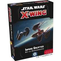 Star Wars X-Wing Seconda Edizione - Kit di Conversione Impero Galattico