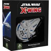 Star Wars X-Wing Seconda Edizione - Millenium Falcon di Lando