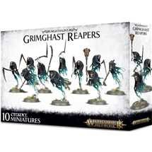 91-26 Nighthaunt Grimghast Reapers