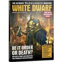 White Dwarf - Luglio 2018