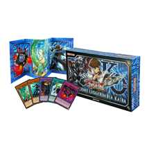 Yu-Gi-Oh! Cofanetto con plancia e carte Collezione Leggendaria Kaiba (senza buste Mega Pack)