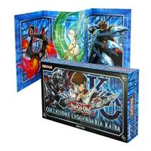 Yu-Gi-Oh! Cofanetto con plancia Collezione Leggendaria Kaiba (senza buste Mega Pack)