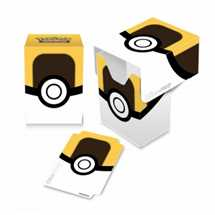 E-85457 Porta Mazzo Full-View Deck Box - Pokemon Ultra Ball