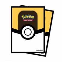 Pokémon Ultra Ball Standard Deck Protector 65ct