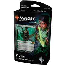 Set Base 2019 Vivien Planeswalker Deck ITA