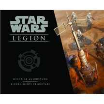 Star Wars: Legion - Rifornimenti Prioritari