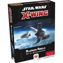 Star Wars X-Wing Seconda Edizione - Kit di Conversione Alleanza Ribelle