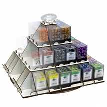 Sales Display Dice cube