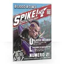 200-43-02 Spike! La Rivista del Football Fantasy Numero 2
