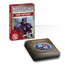 200-44-02 Blood Bowl Cards - Dark Elf Team Pack