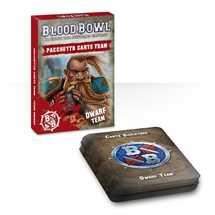 200-45-02 Blood Bowl Cards - Dwarf Team Pack