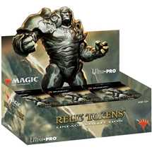 E-86916 UP - Relic Tokens Lineage Collection for Magic: The Gathering (24 Packs)