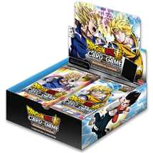 Dragon Ball Super Themed Booster 02 World Martial Arts Tournament Booster Box (24 buste)
