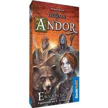 Le Leggende di Andor - Eroi Oscuri (Espansione 5-6 Giocatori)