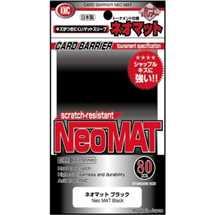 KMC 1737 Deck Protector Neo Mat Black