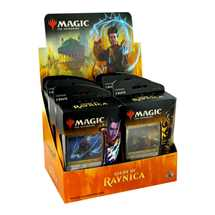 MTG - Guilds Of Ravnica Planeswalker Deck Display (6 Decks) - IT