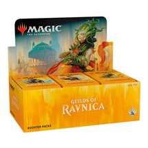 Box MTG Gilde di Ravnica in Russo
