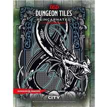 Dungeons & Dragons RPG 5a ed. - Dungeon Tiles Reincarnated City - EN